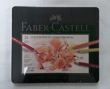 Faber-Castell Polychromos Artists' Color Pencils 24 pc
