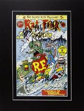 **ED BIG DADDY ROTH SIGNED COMIC PHOTO AUTHENTIC AUTOGRAPH RAT FINK CAR CUSTOM**