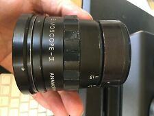 Elmoscope -ii Anamorphic 2x scope lens (Exact match to Kowa B&H) EXC++