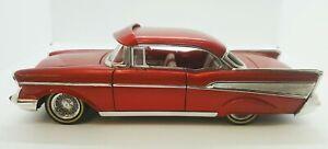 1/24 Jada 1957 Chevy Bel Air Homies Rollerz Low Rider RARE Die Cast -