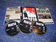 Mafia 1 pc des kultklassiker en DVD Coque avec manuel complet allemand.