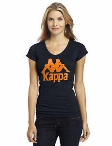 Mujer Kappa Aomah Authentic T Camiseta