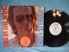 John Stewart, Fire in the Wind, 1977, RSO Records, RS-1-3027, PROMO