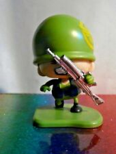 Awesome Little Green Men #7 PRIVATE DUTY Green