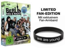 Berlin Tag & Nacht, Staffel 2, Folge 21-40, ohne Fan-Armband