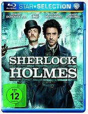 SHERLOCK HOLMES - Robert Downey Jr., Jude Law [Blu-ray]