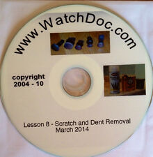 Watch Scratch and Dent Removal - ebook with videos on CD