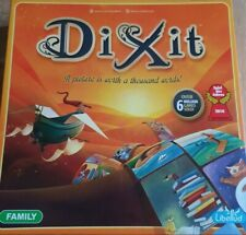 Dixit Board Game By Libellud. Family Edition 100% COMPLETE. EXCELLENT CONDITION