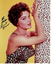 CONNIE FRANCIS Autographed Signed Photograph - To John