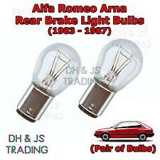 Alfa Romeo Giulietta White LED /'Trade/' Wide Angle Side Light Beam Bulbs Pair