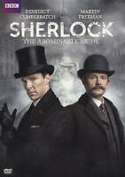 Sherlock: The Abominable Bride (DVD, 2016) BRAND NEW™