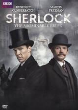 Sherlock:The Abominable Bride(DVD,2016)NEW BBC Benedict Cumberbatch Holmes Mart