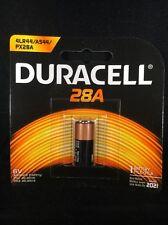 1 FRESH 28A Duracell 6V Battery 1414A, 4LR44, A544, PX28A Medical Batteries