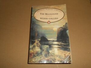 Wilkie Collins - The Moonstone - Paperback Book