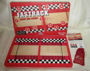 Fastrack Mini Game Travel Size by Blue Orange Disk Flinging New in Box Gift