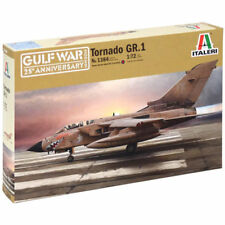 ITALERI RAF Tornado GR1 (25th Gulf War Anniv) 1384 1:72 Aircraft Model Kit