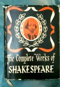 The Complete Works Of William Shakespeare Comedies Histories Tragedies Poems
