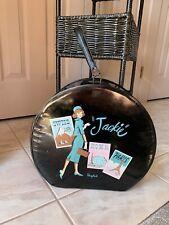 JACKIE Vinyl Case Barbie Ponytail line by Standard Plastic Products 1961-63