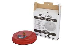 """15"""" Surface Cleaner 3200 PSI with 1/4"""" Quick Connect - Pressure Washer - PEGGAS"""