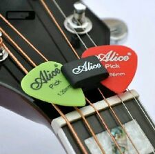Guitar HeadStock Pick Holder Rubber - with 2 FREE Picks Musical Lover Accessory
