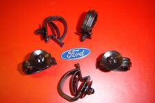 5 X Nuovo Motore Bay FILO GUAINA Clip, Ford Granada, Capri, Cortina, Escort, RS, Turbo