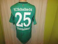 FC Schalke 04 Adidas Ausweich Trikot 13/14 + Nr.25 Huntelaar + Signiert Gr.L Neu