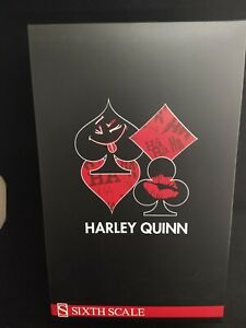 Sideshow Collectibles 1/6 Scale Harley Quinn 12 Inch Statue MIB