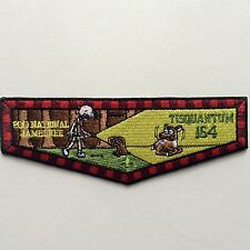 "2013 Old Colony Council - (S-78) Jamboree ""Diary of a Wimpy Kid"" Flap"