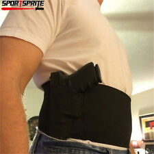 Belly Band Holster Concealed Pistol Handgun Gun Holster Fits Glock 19 17 42 43