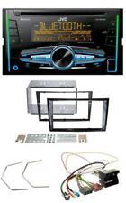JVC Bluetooth 2DIN AUX CD MP3 USB Autoradio für Opel Astra H Corsa D Zafira B ab