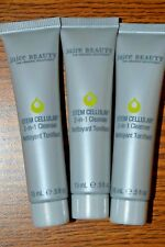 3X JUICE BEAUTY Stem Cellular 2 in 1 Cleanser .5oz Travel Sz Lot Of 3 Ipsy