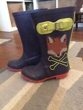 Mini Boden wellies taille 28