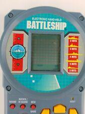 Handheld BATTLESHIP 1995 Milton Bradley Video Game Model 4633
