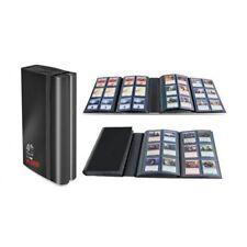 Ultra Pro Black 4-up Playset Binder 12 Pocket Holds 480 Cards MTG Yugioh Pokemon