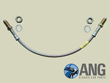JAGUAR XJ6, DAIMLER SOVEREIGN GOODRIDGE STAINLESS STEEL REAR BRAKE HOSE GBH418