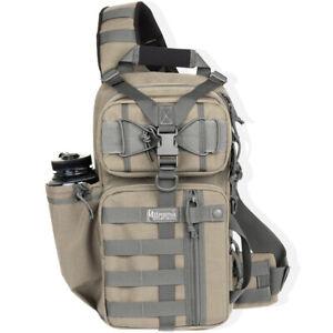 Maxpedition MX431KF Sitka Gearslinger Khaki/Foliage Green Backpack Bag