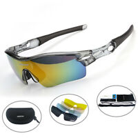 Cycling Glasses Bike Sports Sunglasses Bicycle Goggles Eyewear Polarized