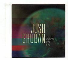 (JX245) Josh Groban, Below The Line - 2012 DJ CD