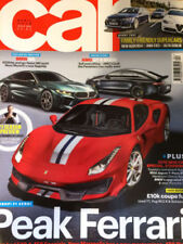 April Car Monthly Transportation Magazines