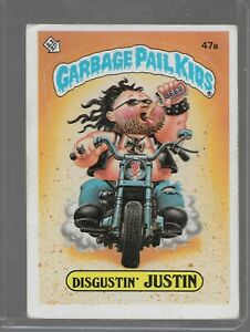 47a Rare Old Vintage Retro 1985 Garbage Pail Kids GPK Topps Collection Card 101