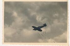 7 x Foto, Luftwaffe, Flak, Zielübungen auf Flugzeuge in Holland  (N)19394