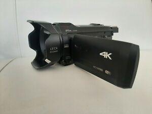 Panasonic HC-VX980 4K WIFI Multi Camera - IR Infra-red Night vision camcorder