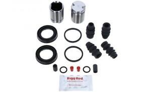 CITROEN C4 PICASSO 2013-20 REAR L & R Brake Caliper Seal Kit +Pistons (BRKP511)