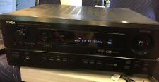 Denon Precision Audio Component/ AV Surround Receiver AVR-3300