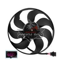 Engine Auxiliary Radiator Cooling Fan Motor Left For Audi TT Quattro VW Beetle