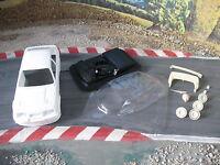 1:24 Ford Sierra RS 500 ,Weißer GFK Kit,mit Anbauteilen,Neu