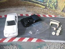 1:24 Ford Sierra RS 500, QCS Bianco, Kit con parti di coltivazione, NUOVO