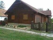 Sehr gepflegtes,  neuwertiges Holzhaus nahe am südlichen Plattensee