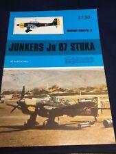 Junkers Ju-87 Stuka Warpaint No.3 OOP for 1/48 Airfix Hasegawa pro kits