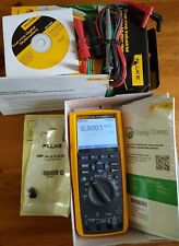 FLUKE 289 DIGITAL LOGGING MULTIMETER WITH TREND CAPTURE* MANUFACTURED IN 2017.